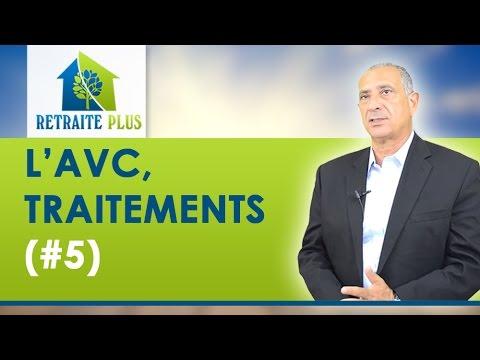 AVC, Le traitement : Conseils Retraite Plus