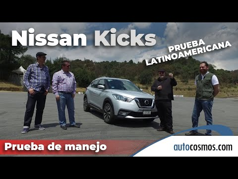 Test Nissan Kicks
