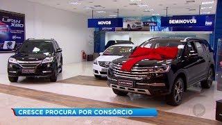 Cresce mais de 7% as vendas de novos consórcios no Brasil