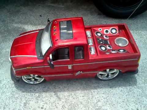 F250 Pick-up R/c Controle Remoto .