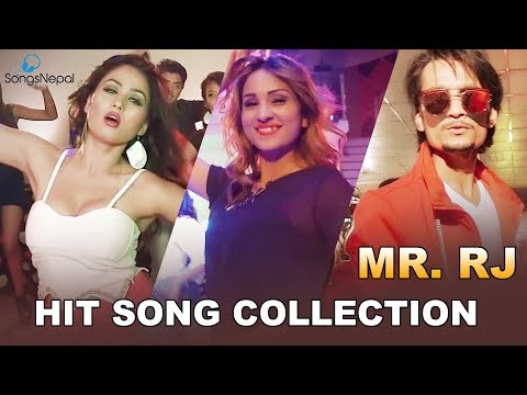 (Mr Rj Hit Songs Video Collection | New Nepali... 15 minutes.)