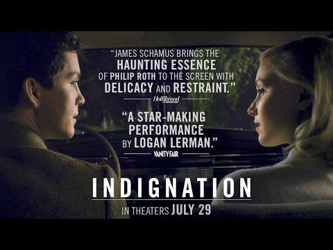Indignation (Trailer)