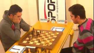 2014 Türkiye Satranç Şampiyonası Gün 13 Canlı