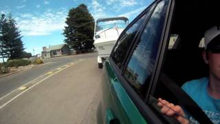 Stansbury Australia  city pictures gallery : Gopro HD Australia Day fishing trip 2011