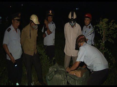 Chống thuốc lá giả, thuốc lá lậu ở Quảng Ninh