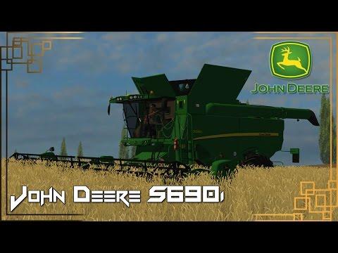 John Deere S690i JBK v1.0