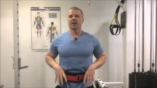 How to Use Our Lifting Belt