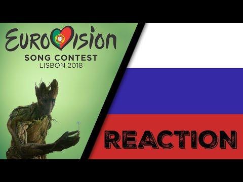 ESC 2018 | RUSSIA - Julia Samoylova - I Won't Break (Reaction & Review)