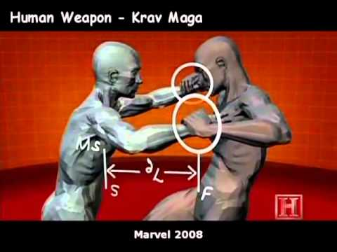 Human Weapon : judo, pancrazio, krav maga and marine corp
