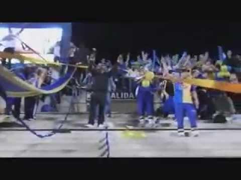 La Hinchada Frente a Racing - La Banda de Villa Crespo - Atlanta