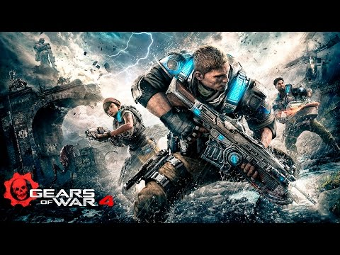 Gears of War 4 Full Movie - Pelicula Completa Sub Español | All Cutscenes FULL STORY 60fps