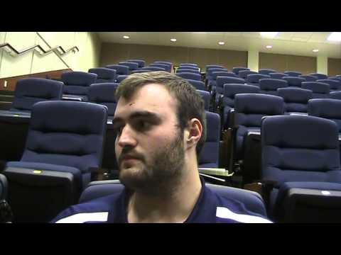 Conor Hanratty Interview 4/5/2013 video.