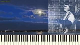 Moon River - Henry Mancini, OST: Breakfast at Tiffany's (Пример игры на пианино) (piano cover)