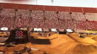 Travis Pastrana Back, Moto-X Freestyle At X Games 16
