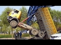 Best Tractor crashes 2017 Compilation Stupid Drivers Accidents