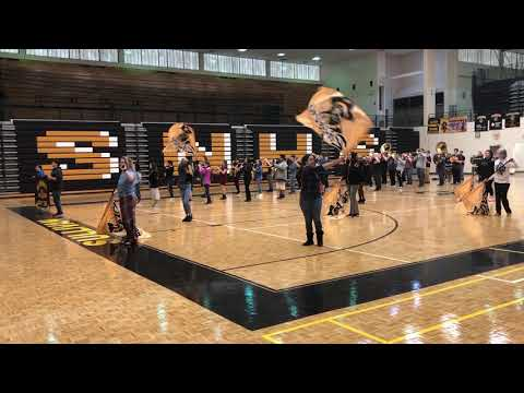 Video: North band practices