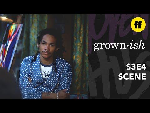grown-ish Season 3, Episode 4 | Luca Regrets Texting Zoey | Freeform