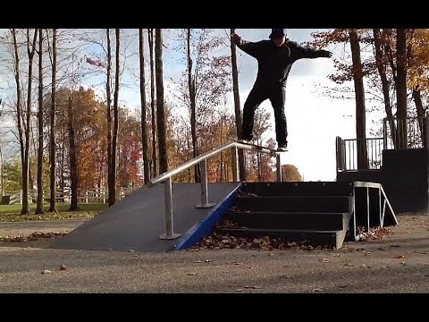 Best Trick Done @ Worst Skatepark!