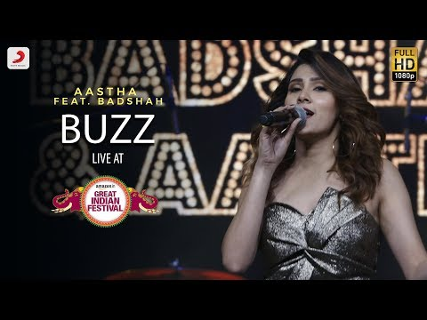 Video Buzz - Live @ Amazon Great Indian Festival | Aastha | Badshah download in MP3, 3GP, MP4, WEBM, AVI, FLV January 2017