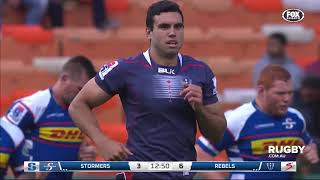 Stormers vs Rebels Rd.11 2018 Super Rugby video highlights
