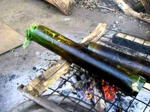 Cooking With Bamboo: PNG Eastern Highland