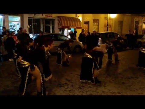 Ballet Cabalgata de Reyes 2015 - Albalat de la Ribera (Valencia) 2