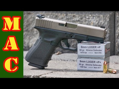 Underwood 9mm Xtreme Defender Test