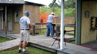 Titusville (FL) United States  City pictures : 2011 USPSA Florida State Match, Titusville FL - Stage 9