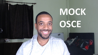 "So we had our Mock OSCE exam 0_0. The OSCE stands for Objective structured clinical examination. Not sure how ""Objective"" it is but yeah...We had 8 stations (7 active and 1 rest)If you have any questions or any ideas for a video then leave them in the comment section below!If you like it then please like comment and subscribeMusic by Jeff KaaleFlashback"
