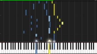 Easter Eve - Entre-Deux-Mers [Piano & Flute Tutorial]