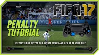 Basic Fifa 17 penalty tutorial, learn easy to perform chip (panenka) and finesse shot and to taunt opponent with goalkeeper. Tutorial is for PS3 and PS4.Fifa 17 Penalty Tutorial  New Penalty Kicks - How To Score [PS3, PS4]►Like me on facabook:https://www.facebook.com/maremastutorialsFollow me on twitter:https://twitter.com/maremas_►Tutorial Contain:Chip (panenka) ShotFinesse Shot Goalkeeper Toungs► My tutorials:Fifa 17 Free Kick Tutorial [PC, Xbox One, Xbox 360]https://youtu.be/7aqb5HZpHgMFifa 17 Free Kick Tutorial [PS3,PS4]https://youtu.be/k0SqCnHt0jwFifa 17 All Skills Tutorial [PS3, PS4]https://youtu.be/kxZnwc2ewg4Fifa 17 All Skills Tutorial [Xbox 360, Xbox One]https://youtu.be/7jjQO0oxTy8PES 2017 Advanced Shooting Tutorialhttps://youtu.be/xW6xWr1iMNcPES 2017 Free Kick Tutorial [PS3, PS4]https://youtu.be/TQ4DUbCa9Z8PES 2017 Free Kick Tutorial [Xbox 360, Xbox One]https://youtu.be/8Fhug7zgtE4PES 2017 Rabona Tutorial [PS4]https://youtu.be/2NUFn0rFmjgPES 2017 Rabona Tutorial [Xbox One]https://youtu.be/u-jqkrBXZaIPES 2017 Tricks and Skills Tutorial [Xbox One, Xbox 360, PC]https://youtu.be/KcbKDDEVKwQPES 2017 Tricks and Skills Tutorial [PS4, PS3]https://youtu.be/Ze5Ayt9h-uQPES 2016 Tricks and Skills Tutorial [Xbox One, Xbox 360, PC]https://youtu.be/37b5H8iDghQPES 2016 Tricks and Skills Tutorial [PS4, PS3]https://youtu.be/EJb_fYiI7q4Fifa 16 Unlisted Skills Tutorial [Xbox 360, Xbox One, PC]https://youtu.be/4WexV9eBf1YFifa 16 Unlisted Skills Tutorial [PS3, PS4]https://youtu.be/5AxnUQnwGM4Fifa 16 Listed Skills Tutorial [Xbox One, Xbox 360, PC]https://youtu.be/EZjcNjsf_6QFifa 16 Listed Skills Tutorial [PS4, PS3] https://youtu.be/lQ4Jf0Fix5QFifa 16 New Skills Tutorial PS4 https://youtu.be/Gm5AVqTBW9MFifa 16 New Skills Tutorial Xbox One https://youtu.be/DqgXE4zy95ghttps://www.youtube.com/watch?v=e5SZT21mXd0PES 2015 Free Kick Tutorialhttps://youtu.be/SQo5aNqSf-APES 2015 Tricks and Skills Tutorial [Xbox One, Xbox 360, PC] https://youtu.be/l5F6zHf9rLkPES 2015 Tricks and Skills Tutorial [PS4, PS3] https://youtu.be/EvqSK1dv9HgFifa 15 Skills Tutorial HD [PS4, PS3] https://youtu.be/_wabL0aijosFifa 15 Skills Tutorial HD [Xbox One, Xbox 360, PC] https://youtu.be/sWvx3Ueb7BE----------------------------------------------------------►Outro SongDisco Sting by Kevin MacLeod is licensed under a Creative Commons Attribution license (https://creativecommons.org/licenses/by/4.0/)Source: http://incompetech.com/music/royalty-free/index.html?isrc=USUAN1100363Artist: http://incompetech.com/Buy cheapest games only at g2a: https://goo.gl/0UJB3l  and Instant Gaming: https://goo.gl/Q4aN79
