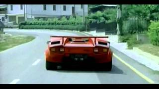 Lamborghini Countach 5000 QV - Dream Cars