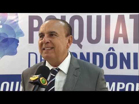 II Jornada de Psiquiatria de Rondônia – TV Meridional Band