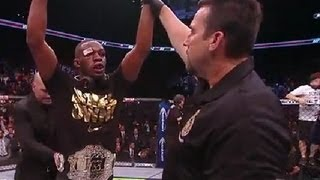 v UFC 165: Jones, Gustafsson Post-Fight Interview