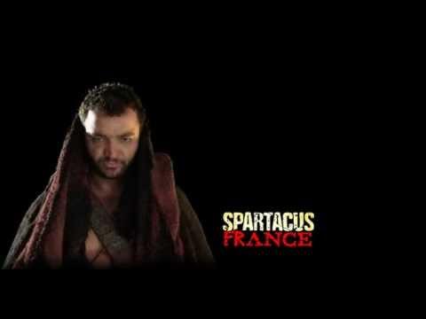 Spartacus: Vengeance - Spot Ashur