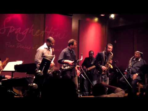 Albrigth - Here's a clip of Gerald Albright, Eric Darius, Gianni Vancini & Randal Clark performing at the Cannonball Special event @ Spaghettini Grill & Jazz Club in Se...