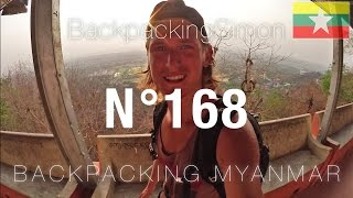 Mandalay Myanmar  city photo : Total geschockt und überwältigt ! Mandalay Myanmar / Weltreise Vlog / Backpacking #168