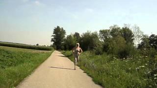 Gina White High Heels 7 Inch