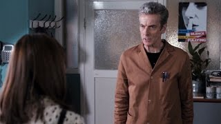 http://www.bbc.co.uk/doctorwho The undercover Doctor tells Clara that nobody is safe...