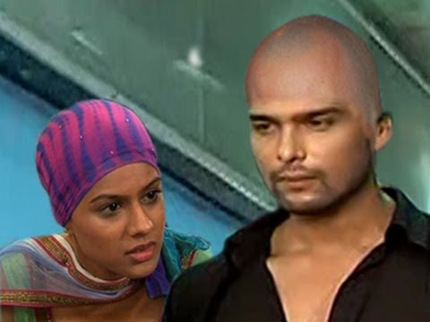 Virat GOES BALD for Ek Hazaaron Mein Meri Behna Hain 22nd June 2012