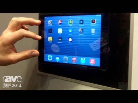 ISE 2014: iRoom Presents Manual and Motorized iPad Mini Docks
