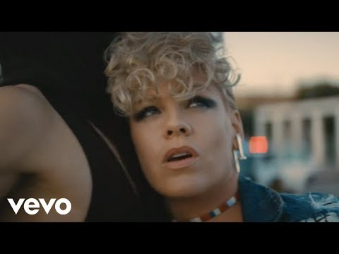 P!nk || What About Us