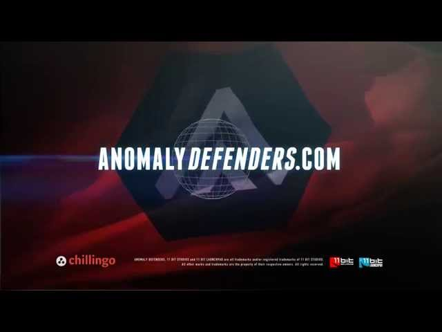 Anomaly Defenders out now on iOS & Android