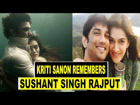 Raabta turns 4 Kriti Sanon says her connection with Sushant was meant to be