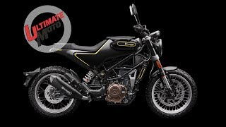 6. 2018 Husqvarna Svartpilen 401 Review - Commuting with Kelly Callan | Ultimate Motorcycling
