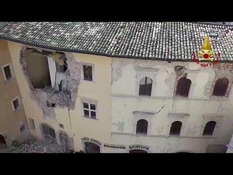 Ιταλία: Φόβοι ότι θα χωριστούν κοινότητες μετά το σεισμό – world