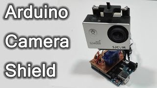 Click the link below to see the full walk through on the website. http://tomtomheylen.com/categories/DIY/Arduino_ir_object_tracking_camera_shield.php Feature...