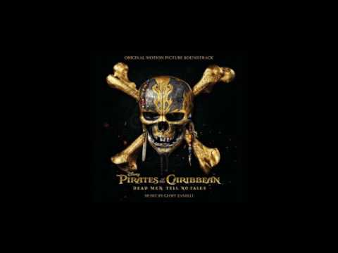"""""""He's a Pirate"""" - Pirates of the Caribbean: Dead Men Tell No Tales 2017"""