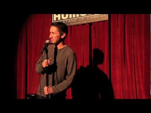 Comedy Humor - Josh's set from the November 2011 show.