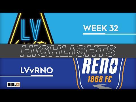 Las Vegas Lights - Reno 0:2. Видеообзор матча 13.10.2019. Видео голов и опасных моментов игры